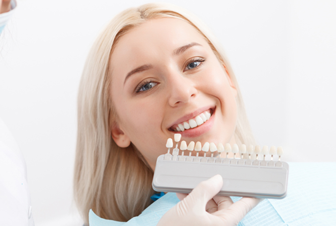Porcelain Veneers Dentist
